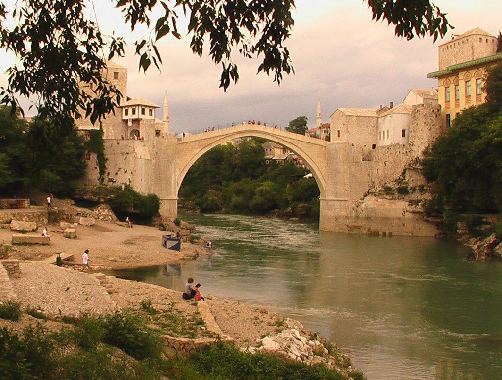 Мостовете на Босна и Херцеговена
