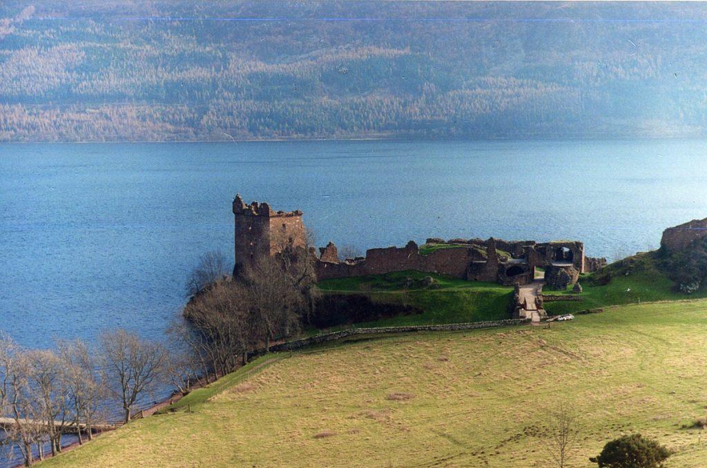 Пътуване към Шотландия