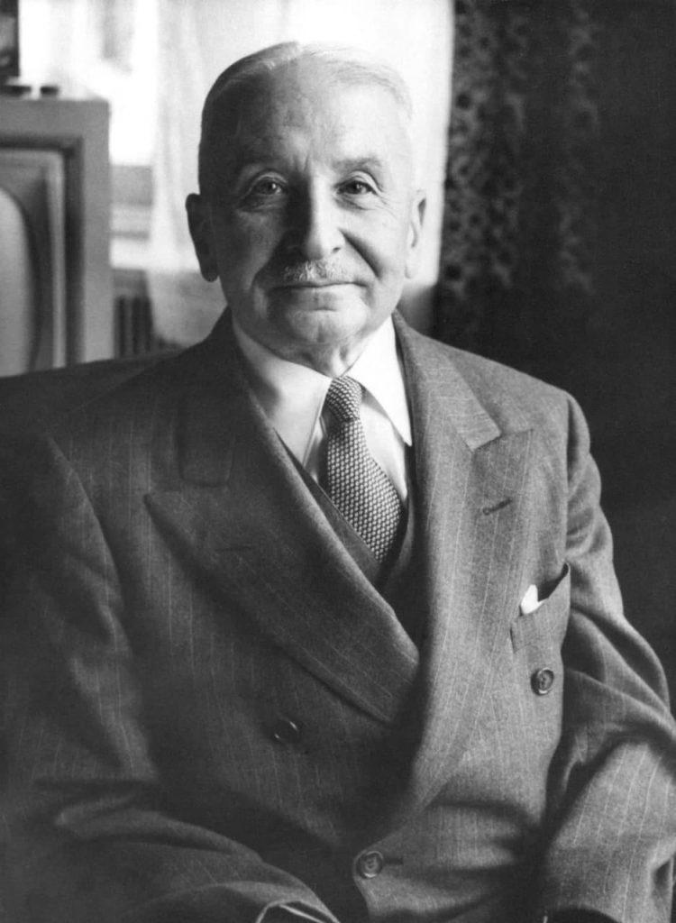 Лудвиг фон Мизес за предприемачеството